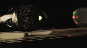 rockola micrófonos incluidos