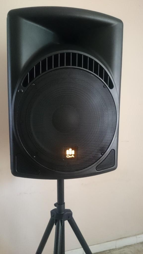 Renta de equipo de audio